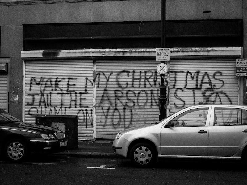 Belfast plea
