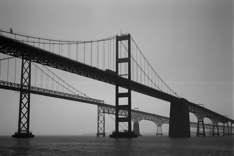 Delaware Bay bridge