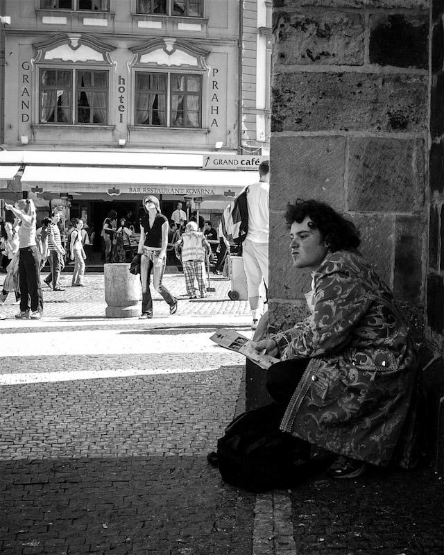 Praha thinking
