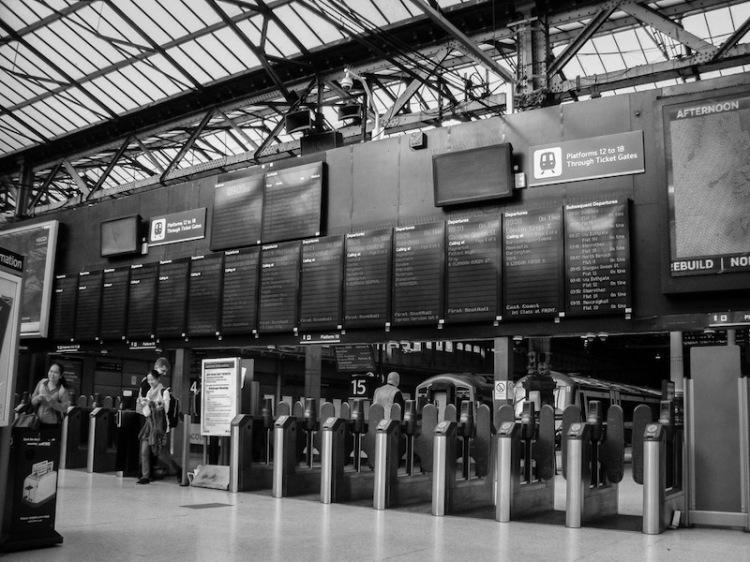 Scotland trains