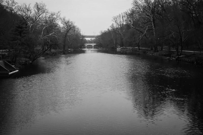 Serene river